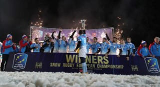 Snow rugby winners 2019